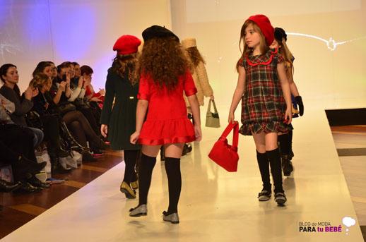 Sanmar desfile en FIMI pasarela moda infantil 1