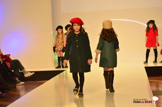 Sanmar desfile en FIMI pasarela moda infantil 2