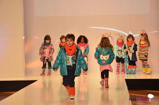 Tuc Tuc desfile en FIMI pasarela moda infantil 2