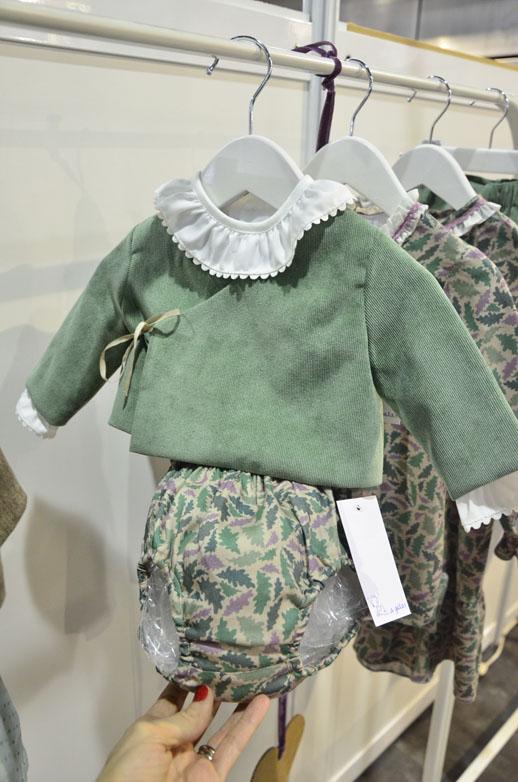 moda bebe A gatas 2