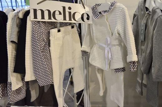 moda bebe Melico