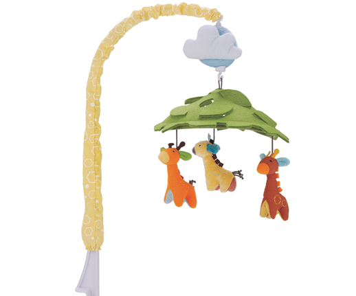 moviles cuna para bebés de SkipHop