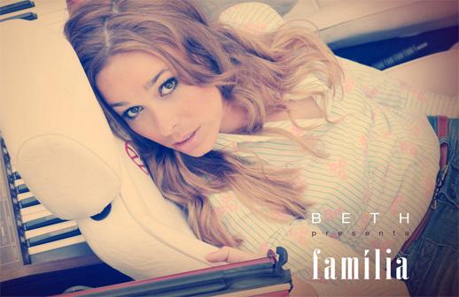 Beth Rodergas y su disco Familia