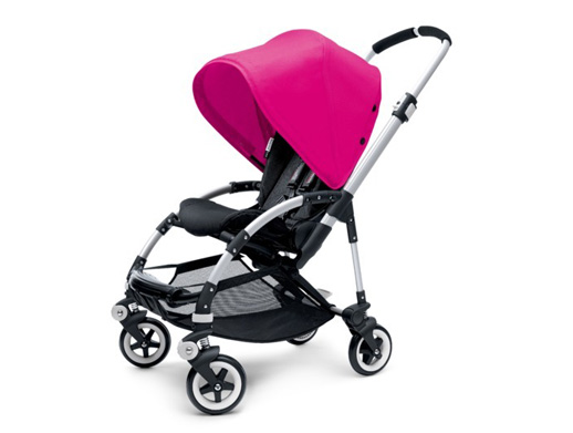 Bugaboo Madresfera embajadora del color con mi Bee