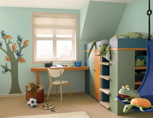 Cinco ideas para pintar la habitaci n infantilblog de moda - Pintar mi casa ideas ...