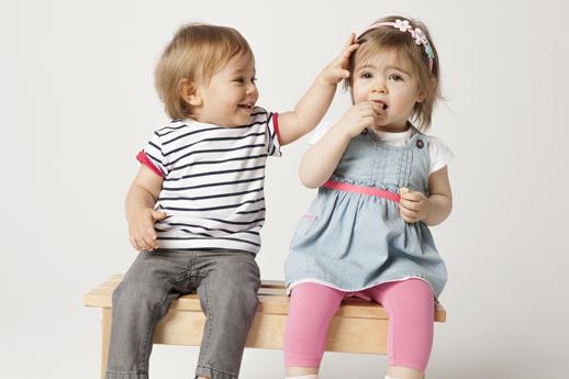 81551457e Algodón orgánico en C A moda infantil