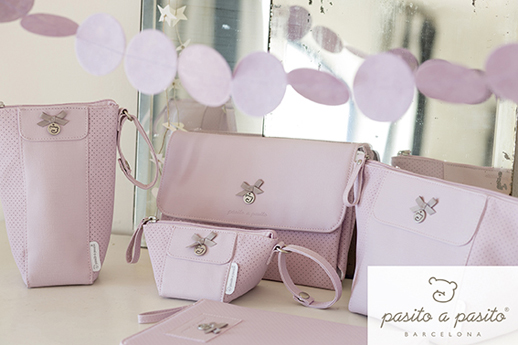 Pasito a pasito nueva colección primavera verano 2014 It Baby rosa
