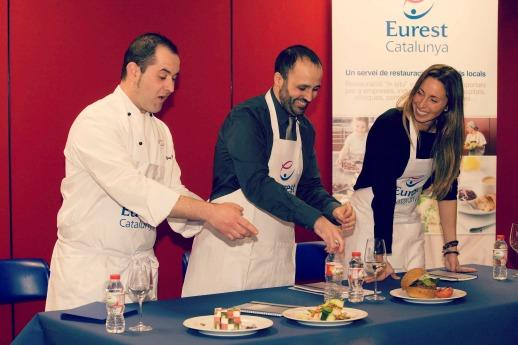 Taller de cocina para familias con Gemma Mengual y Eurest_Blogmodabebe1
