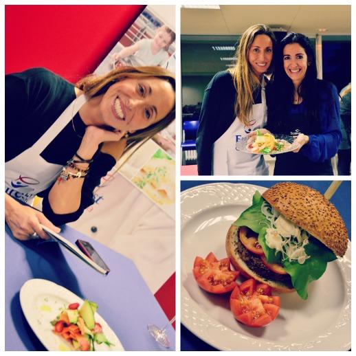 Taller de cocina para familias con Gemma Mengual y Eurest_Blogmodabebe3