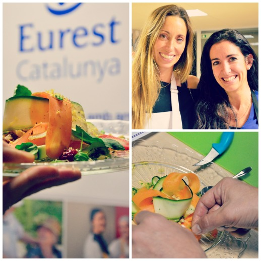 Taller de cocina para familias con Gemma Mengual y Eurest_Blogmodabebe5
