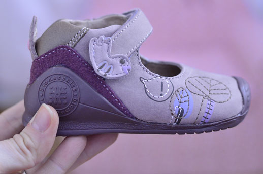 Zapatos Garvalin Biomecanics_prueba de producto Blogmodabebe 3