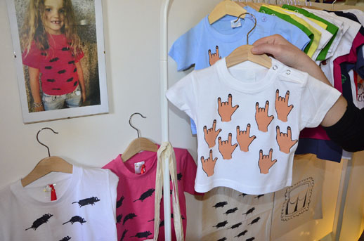 moda infantil camisetas Piticlín_Little Barcelona_Blogmodabebe