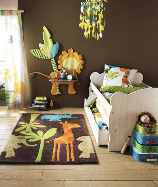 Decoracion infantil habitaciones infantiles Verbaudet-Blogmodabebe