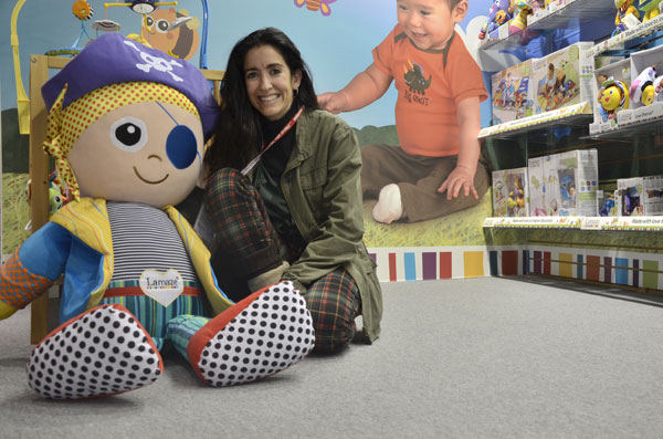 Juguetes para bebes Lamaze-novedades Tomy-Feria Nuremberg-Blogmodabebe