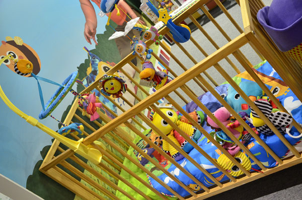 Juguetes para bebes Lamaze-novedades Tomy-Feria Nuremberg-Blogmodabebe2