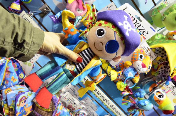 Juguetes para bebes Lamaze-novedades Tomy-Feria Nuremberg-Blogmodabebe6