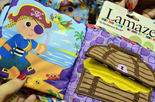 Juguetes para bebes Lamaze-novedades Tomy-Feria Nuremberg-Blogmodabebe7