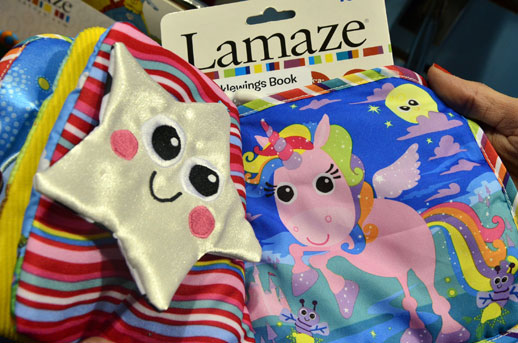 Juguetes para bebes Lamaze-novedades Tomy-Feria Nuremberg-Blogmodabebe8