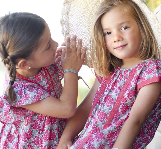 Moda infantil OhSoleil primavera verano 2014-Blogmodabebe