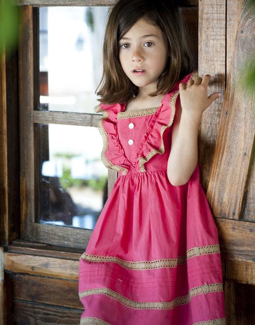 Moda infantil OhSoleil primavera verano 2014-Blogmodabebe3