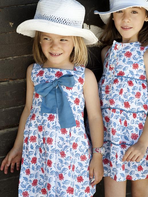 Moda infantil OhSoleil primavera verano 2014-Blogmodabebe5