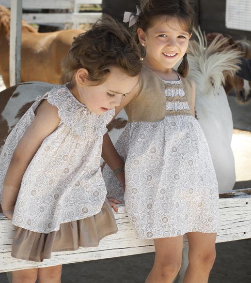 Moda infantil OhSoleil primavera verano 2014-Blogmodabebe7