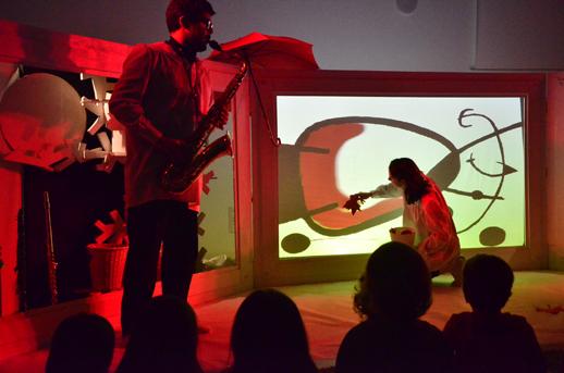 Pintamúsica, teatro para bebés 4