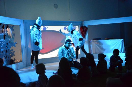 Pintamúsica, teatro para bebés 5