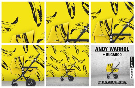 Bugaboo-Andy Warhol Banana-Blogmodabebe
