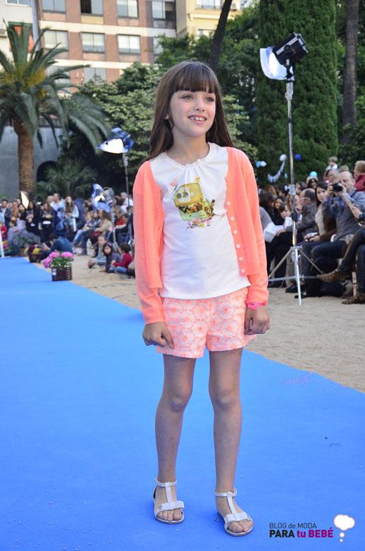 Moda infantil Petit Style Walking Billieblush