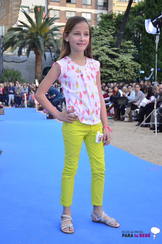 Moda infantil Petit Style Walking Billieblush2