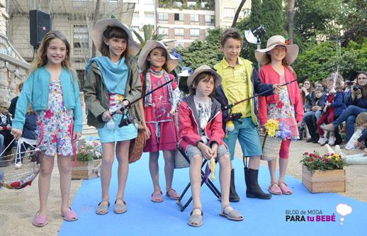 Moda infantil Petit Style Walking Boboli3