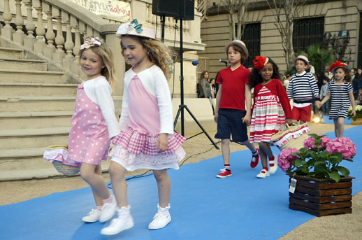 Moda infantil Petit Style Walking Cóndor