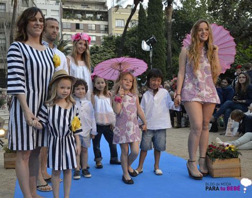 Moda infantil Petit Style Walking Comomami