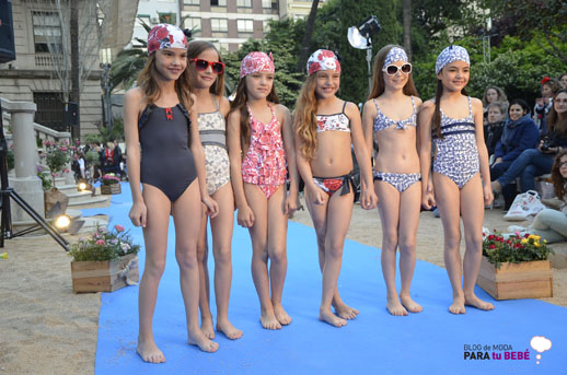 Moda infantil Petit Style Walking Erreqerre