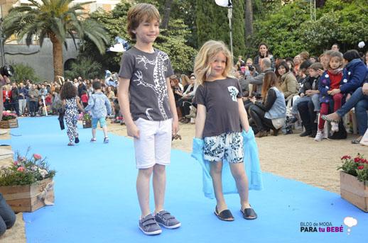 Moda infantil Petit Style Walking Name it 2