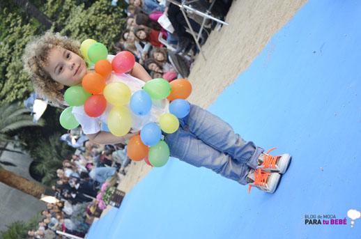 Moda infantil Petit Style Walking zapatos Andrea Morelli2