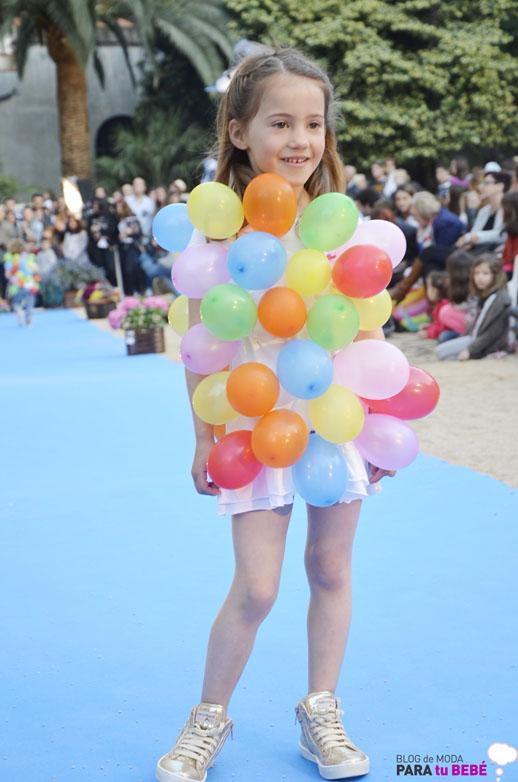 Moda infantil Petit Style Walking zapatos Andrea Morelli3