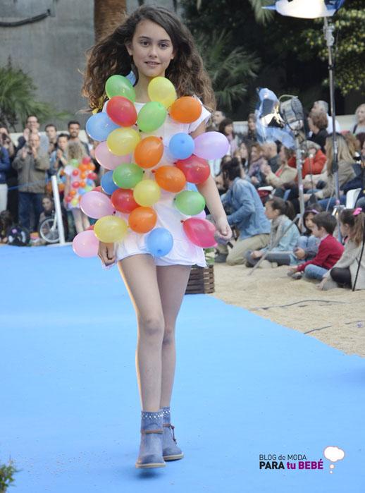 Moda infantil Petit Style Walking zapatos Andrea Morelli7