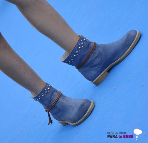 Moda infantil Petit Style Walking zapatos Andrea Morelli8
