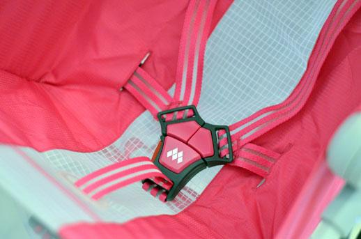 Silla de paseo Maclaren Mark II la mas ligera rosa