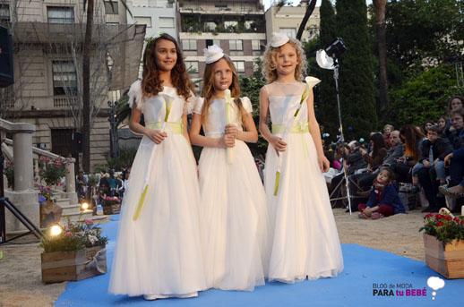 Vestidos comuniones Little Star by Mar Casanovas en Petit Style Walking