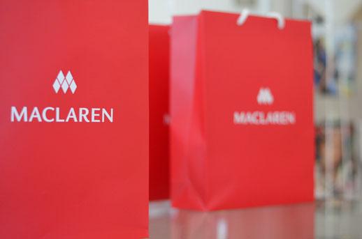 presentacion Maclaren Silla Mark II Barcelona