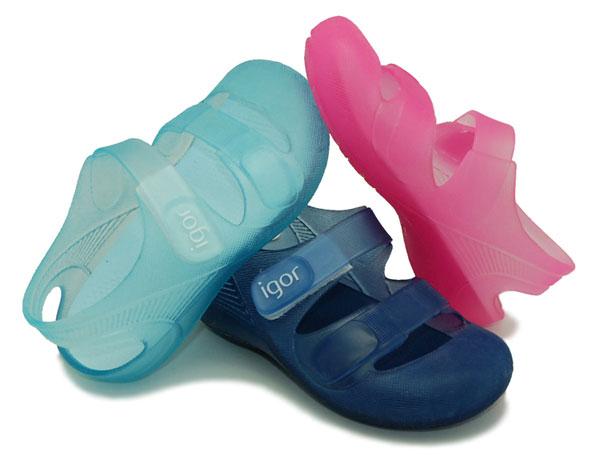 zapatillas playa y piscina niños okaaspain