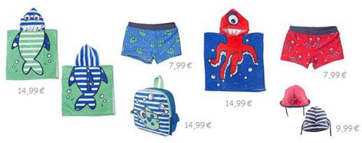 Bañadores y complementos niños Zippy verano 2014_Blogmodabebe