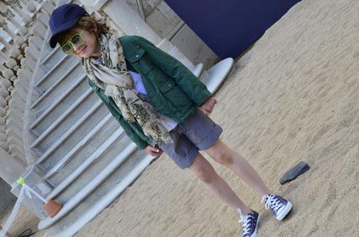 Moda infantil Adolfo Dominguez Kids verano 2014_pasarela_Blogmodabebe10