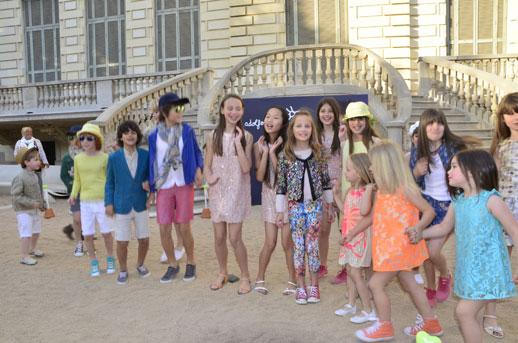 Moda infantil Adolfo Dominguez Kids verano 2014_pasarela_Blogmodabebe14
