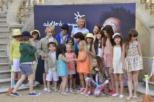 Moda infantil Adolfo Dominguez Kids verano 2014_pasarela_Blogmodabebe15