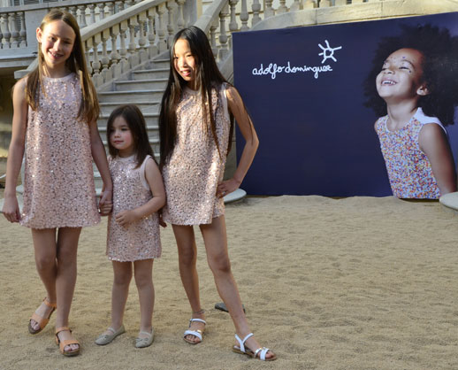 Moda infantil Adolfo Dominguez Kids verano 2014_pasarela_Blogmodabebe2