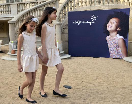 Moda infantil Adolfo Dominguez Kids verano 2014_pasarela_Blogmodabebe24